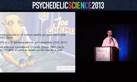 Psychedelics as treatment for addiction