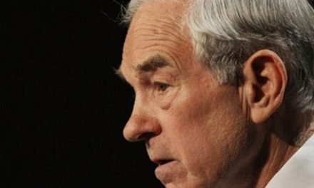 Ron Paul victory would threaten<br>the establishment's con game