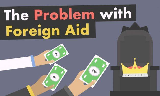 "How ""leaders"" use aid"