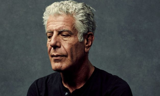 Around the world with Anthony Bourdain