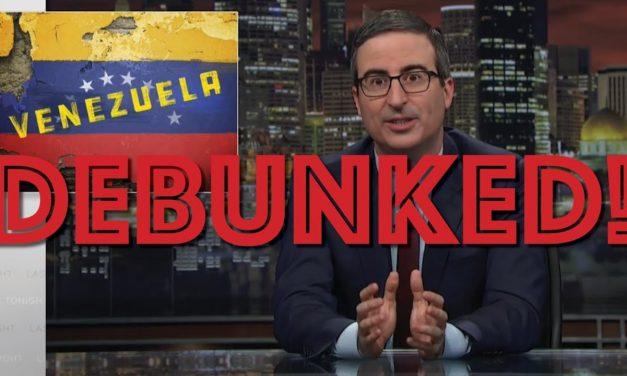 A reality check on Venezuela