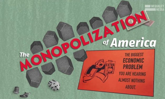 The United States of Monopolies