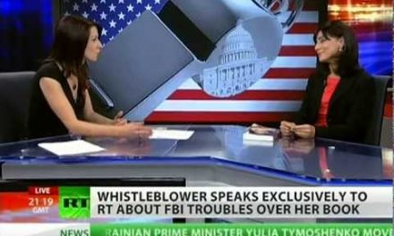 "Sibel Edmonds, the ""Classified Woman"" finally tells her story"