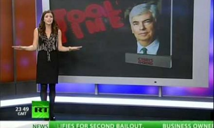 Former Senator Chris Dodd champions censorship