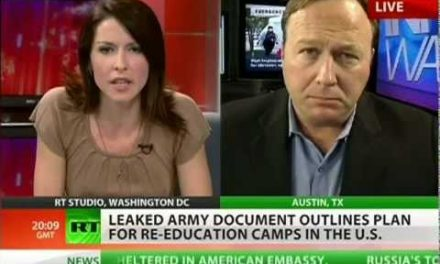 Pentagon prepares 'Re-Education Camps'<br>for American citizens