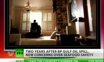 BP oil spill 2 years later