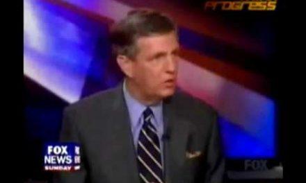 Fox News: What oil?