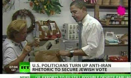 Jewish Times threatens President Obama