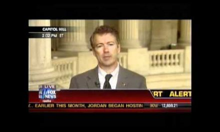 Rand Paul talks about his detainment by the TSA