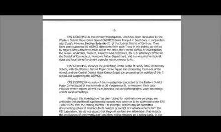 Sandy Hook FBI Hoax
