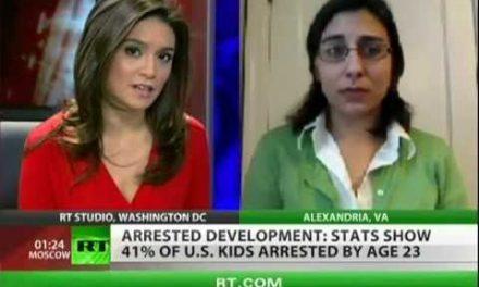 School police increasingly arresting American students