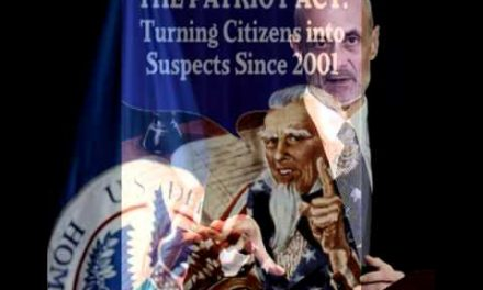 PATRIOT Act super-charged