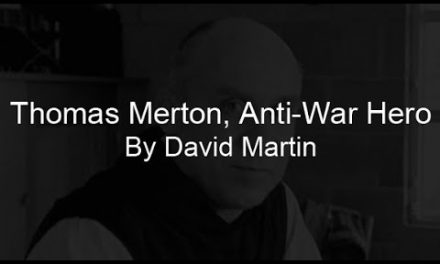 Thomas Merton, anti-war hero