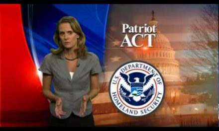 The Patriot Act at work