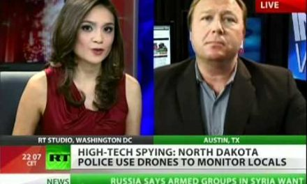 Government using Predator drones against Americans at home