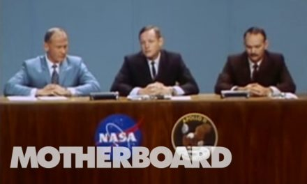 Apollo 11 Press Conference