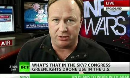 Congress allows 30,000 drones to spy on Americans