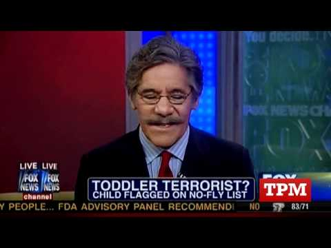 Geraldo Rivera was 'manually raped' by TSA
