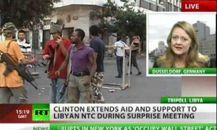 'NATO bombed Libya back into Stone Age'