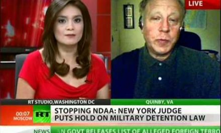 Indefinite detention of Americans blocked by court