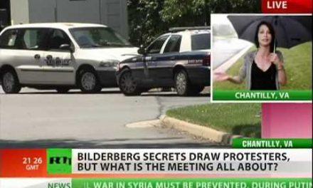 Corporate media refuses to cover 'Global Mafia' meeting