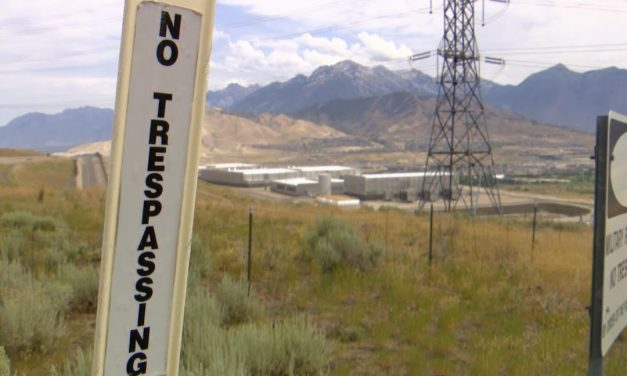 A visit to the NSA data center in Utah