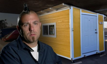 A tiny house solutions to homelessness – sabotaged
