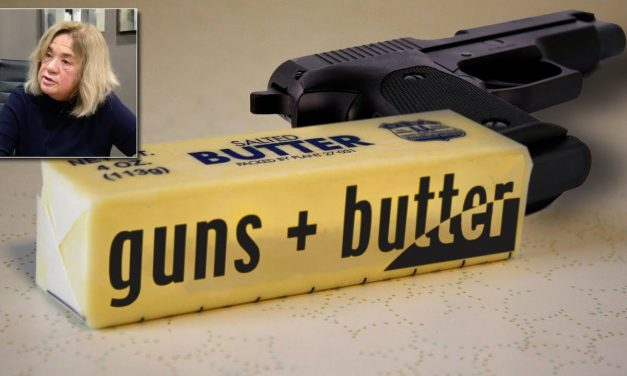 "The censorship of ""Guns and Butter"""