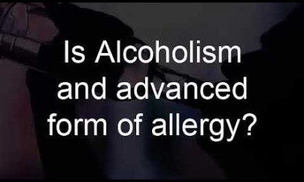 Is Alcoholism severe form of food allergy?