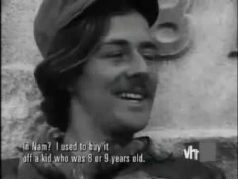 The Vietnam War heroin epidemic
