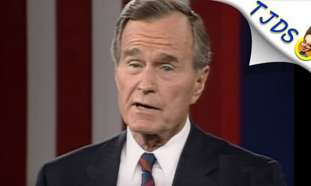 "Remembering George ""blood up to his elbows"" Bush"