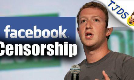 Facebook's political censorship department