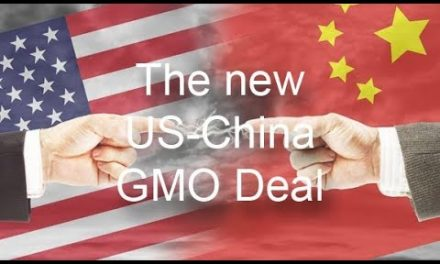 The secret China-US GMO deal
