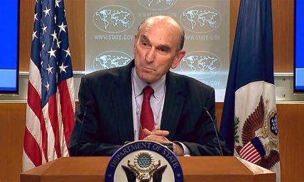 War criminal Elliott Abrams headed to Venezuela