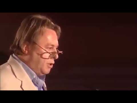 God Bless Christopher Hitchens