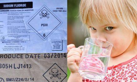 The fluoride scam