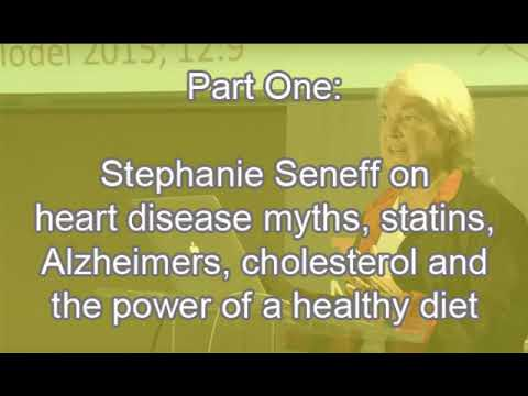 Heart disease myths, statins, Alzheimers, cholesterol