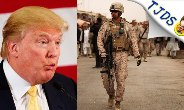 Trump joins the endless war crowd
