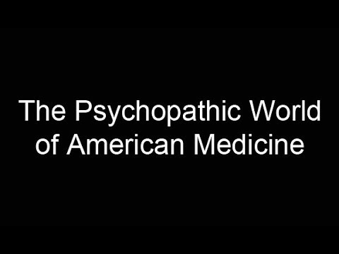 What's wrong with American medicine?