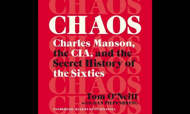 Charles Manson – CIA study subject