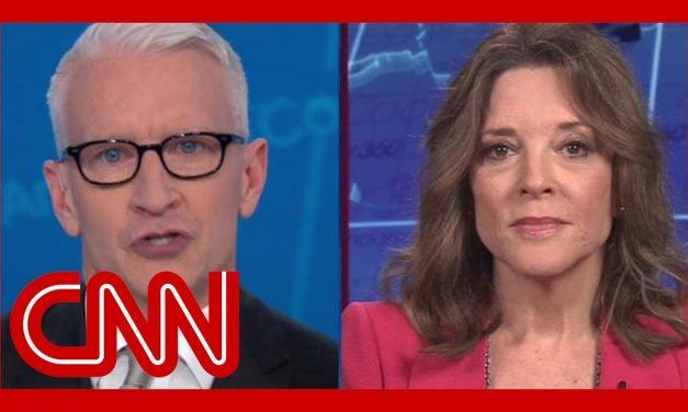 CNN's Anderson Vanderbilt Cooper