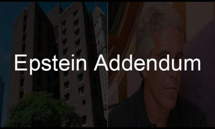 "SPECIAL REPORT: The ""suicide"" of Jefferey Epstein"