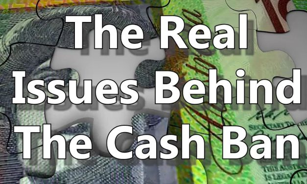 The war on cash continues