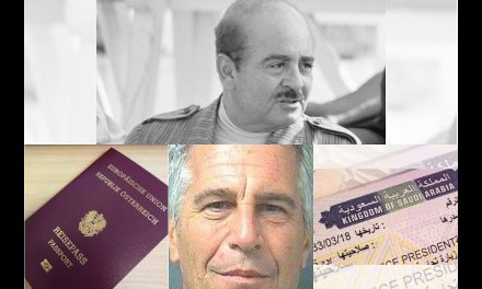 "The rise and fall of Epstein's ""fake"" passport"