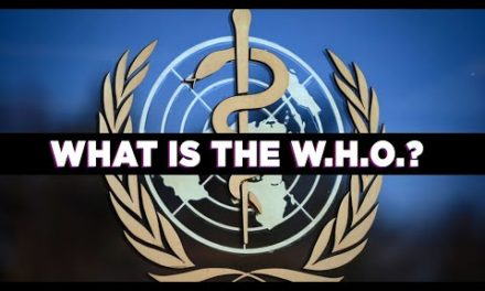 Who the heck is the WHO?