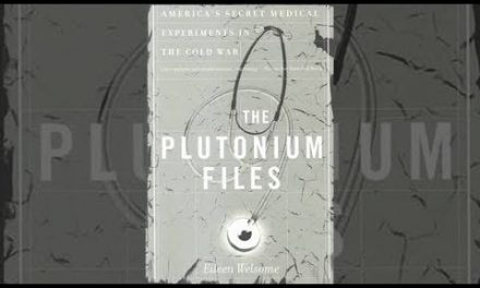 "Meet the author of ""The Plutonium Files"""