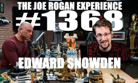 Edward Snowden on the Joe Rogan Show