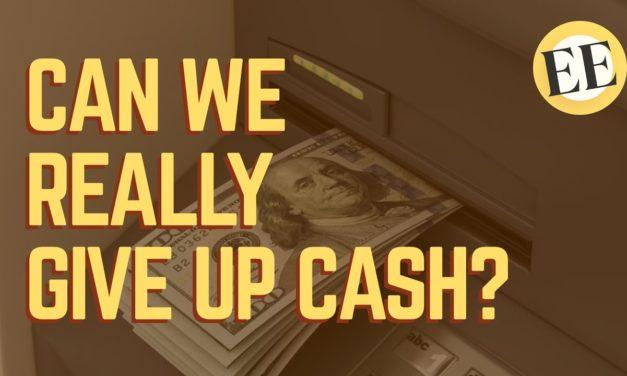 The cashless society con