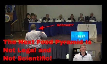 Is the the USDA Food Committee following science?