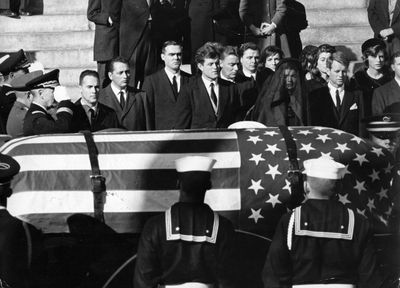 Stealing JFK's Body